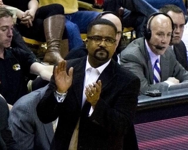 Tulsa Hurricane basketball coach
