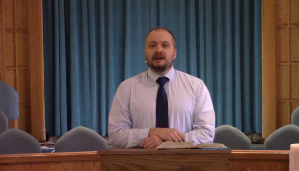 Sunday April 5th AM Calvary Bible Church Service