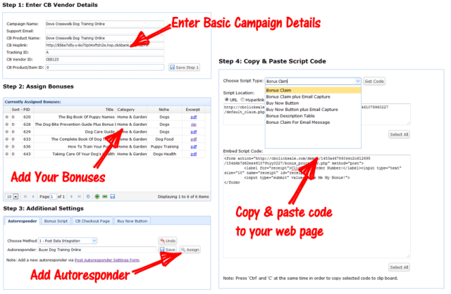 Set Up Campaigns Deploy Within Minutes