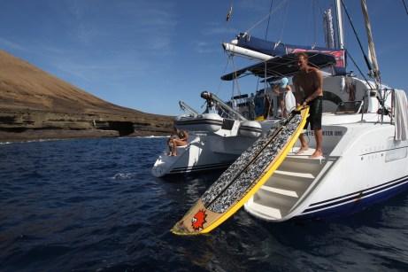 Catamaran SUP