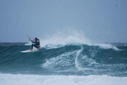 Kitesurf Laurent Mora