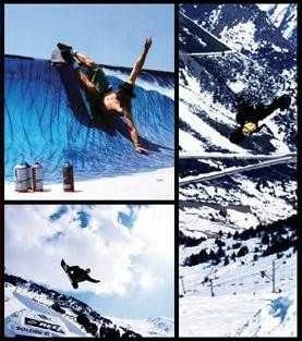 Skateboard / Snowboard Photo Alex Costelli