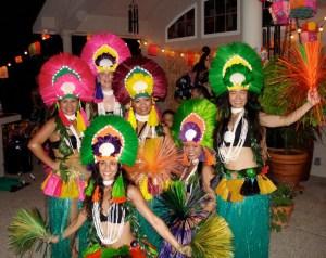 Hawaiin Kona Isle Dancers