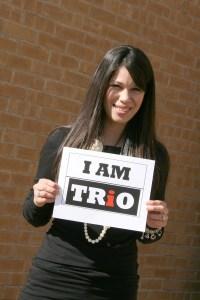 Vanessa Adkins, TRiO Achiever of the Year
