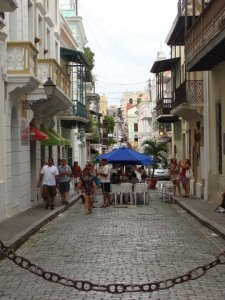 Coastal Bend College's Intensive Spanish program in Puerto Rico
