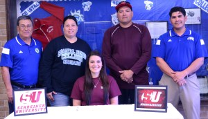 Softball Signing