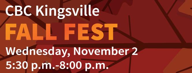 kingsville-fall-fest