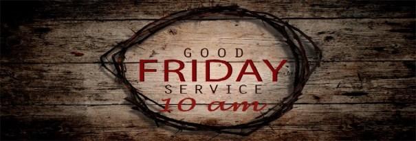 Good-Friday-Service
