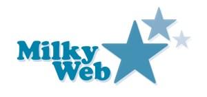 Création site web MilkyWeb
