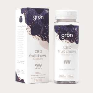 cbd gummies, cbd edibles, hemp gummies, hemp edibles, gron, gron cbd, 300mg, 300 mg, blackberry, cbd fruit chews