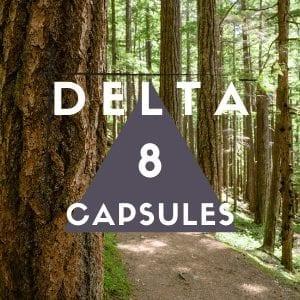 Delta 8 Capsules