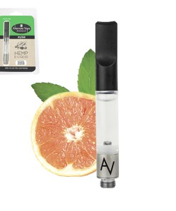 hemp vape citrus