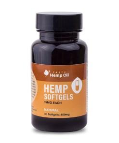 hemp oil softgels
