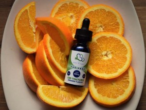Orange Tinctures