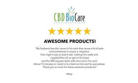 Friday Fun Facts about CBD!