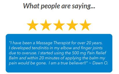 cbd biocare pain relief reviews
