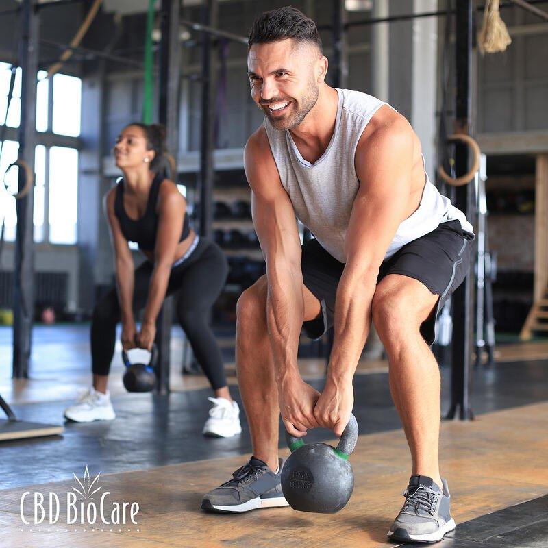 cbd sore muscles
