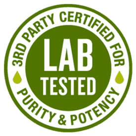 3rd Party Lab Tested