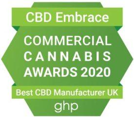 CBD Manufacturer UK