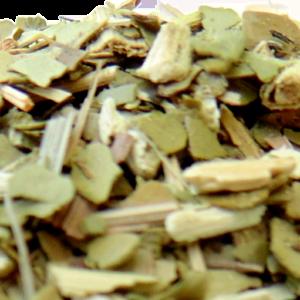Lemon Leaf CBD Yerba Mate Tea