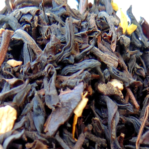 Peachy Ginger CBD Black Tea