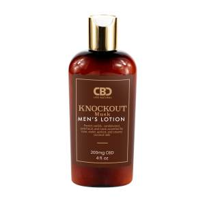 Musk lotion