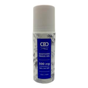 CBD Soothing Freeze Gel 500mg