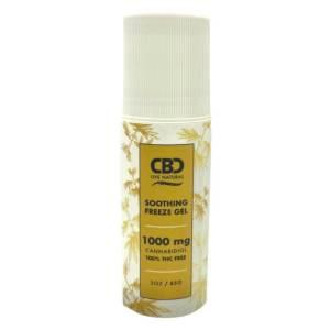 1000mg soothing freeze gel 1