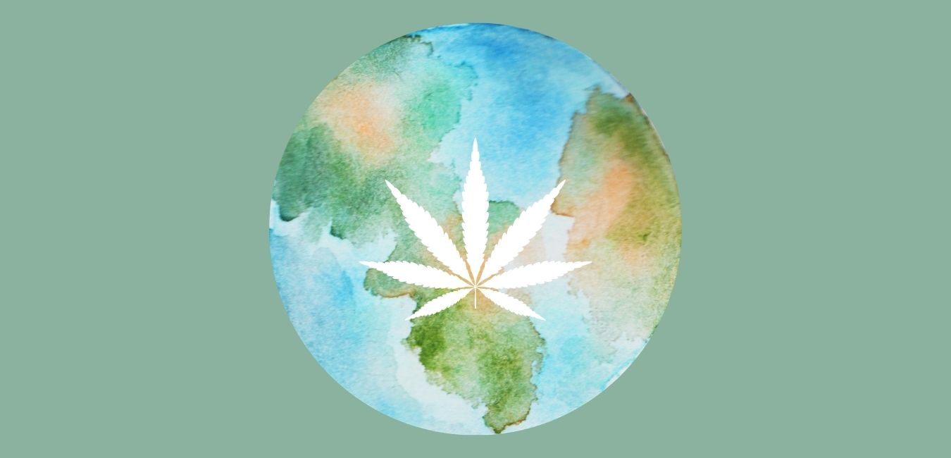 CBD Livity- earth day blog header graphic