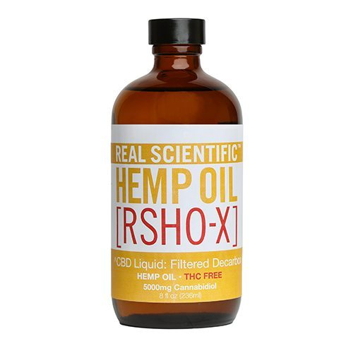 THC-Free RSHO-X Liquid 8oz