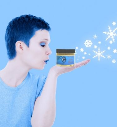 cbd cooling cream / small business sale event