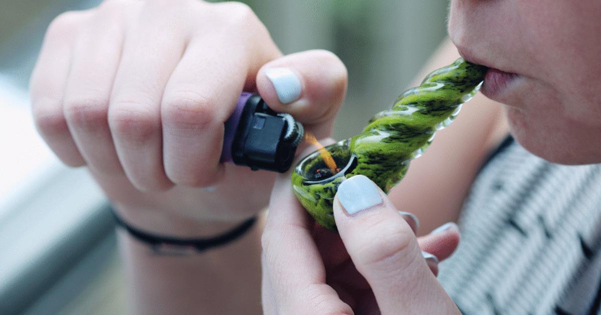 marihuanos zala sveikatai