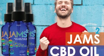 Jams² Review – The Most Effective CBD Oil Spray in The Market