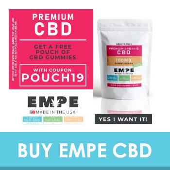 Buy EMPE USA CBD