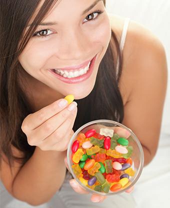How to take Pure CBD gummies