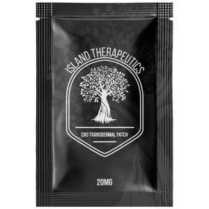 Island Therapeutic - CBD Transdermal Patch (20MG)