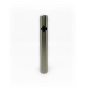 Max Battery 380mAh Variable Voltage Bottom Charge (Silver)