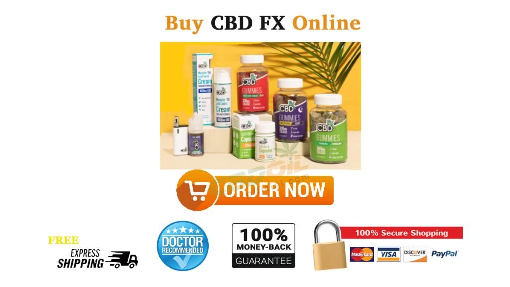 Buy CBD FX Online