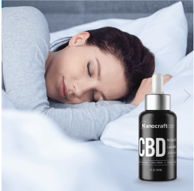 Sleep Promoting Nanocraft CBD