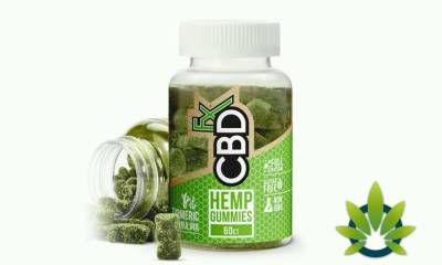 CBDfx CBD Gummies with Turmeric Supplement Launches with New Sampler Pouch