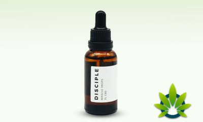 Disciple Miracle Drops CBD