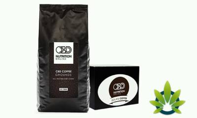 CBD Nutrition Online CBD Coffee