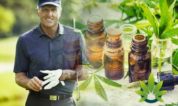 Golf Champion, Greg Norman Enters CBD Industry With GGB Beauty Partnership