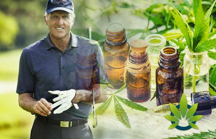Golf Champion, Greg Norman Enters CBD Industry With GGB Beauty Partnership