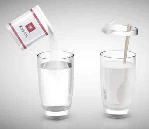 CBD Powder 30 Pack-10 mg Berry-Mornings
