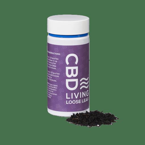 CBD Living Berry Black Tea