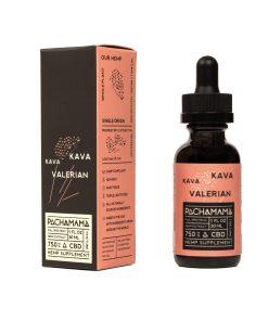 CBD with Kava Kava & Valerian Root