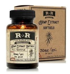 R+R Soft Gel Capsules 1020