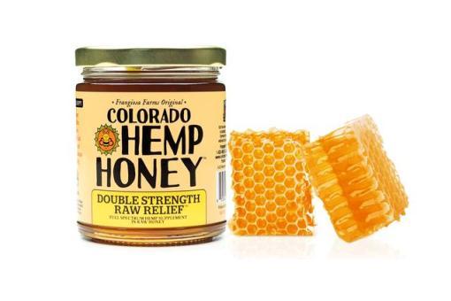 Hemp CBD Honey