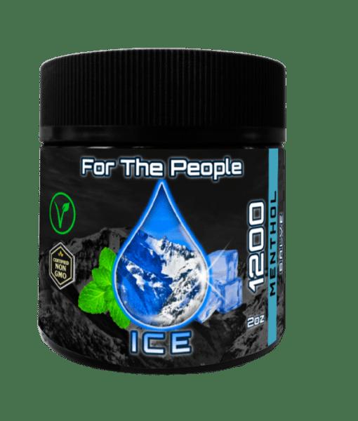 CBD Salve Menthol ICE 1200
